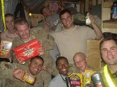 Soldiers Angels is a place where you can adopt a soldier, write them letters, emails and send care packages with a variety of things that they could use and really enjoy. It's a great way to support those, who support us and give back to someone. Adopt a soldier and make their deployment and holiday season away from home a little bit easier!