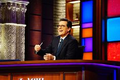Stephen Colbert skewers Paul Ryan For being a weak asshole | Time.com