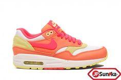 watch af82c fbb77 Nike Wmns Air Max 1 Melon Crush Hot Punch (319986-801)