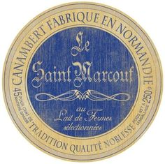 Camembert from Saint Marcouf! French Signs, Gifts For Photographers, Vintage Type, Flash Photography, Handmade Journals, Simple Bags, Free Graphics, My Journal, Beer