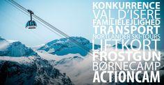 Vind familierejse til Val d'Isère for 4 personer!