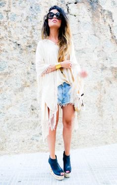 When I'm living my hippie lifestyle on the beaches of Italy, I imagine dressing like this....