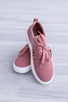 How trendy are these new New Years Lace Up Sneakers? These sneakers are perfect for busy days and lazy days! Wear them with your favorite joggers and you're sure to love the way you look and feel!