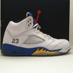 a3c69d5d6b15 Nike Air Jordan 5 V Retro Laney Size 11.5
