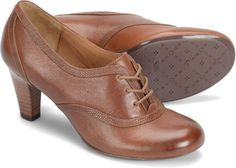 Sofft Odonna- This is one of the most comfortable brands. Teacher shoes with style!
