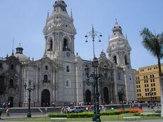 Plaza de Armas, Lima-Peru