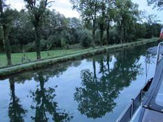 French Inland Waterway Cruising; Reflections on 2016
