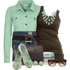 """""""Michella Colored Jacket"""" by colierollers on Polyvore"""