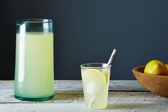 How to Make Any Type of Lemonade Without a Recipe on Food52