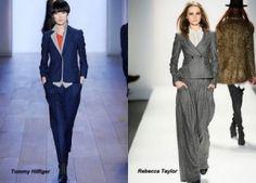 terninhos femininos moda inverno 2012