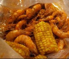 Boiling Crab's Cajun Shrimp Recipe - Yummy this dish is very delicous. Let's make Boiling Crab's Cajun Shrimp in your home! Boiling Crab Cajun Shrimp Recipe, Cajun Shrimp Recipes, Seafood Boil Recipes, How To Cook Shrimp, Fish Recipes, Great Recipes, Favorite Recipes, Cajun Seafood Boil, Crab Boil