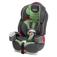 Graco Nautilus 3-in-1 car seat- one of THE best seats around!  This will be Ella's new carseat :)