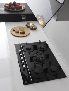 Sharp European design in combination with sold cooking power make gas cooktop from Rosieres a welcome addition to any modern kitchen. Integrated electronic ignition, enameled Read More