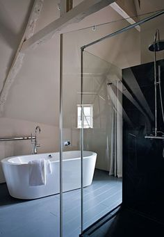 Rideau de douche imprim rideaux de douche salle de bain for Accessoires de salle de bain bouclair