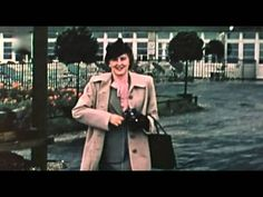 Eva Braun from her home movies, I believe this is 1939