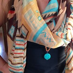 Are you a free spirited fashionista? The Byron Bay Scarf is for you! www.tinydevotions.com