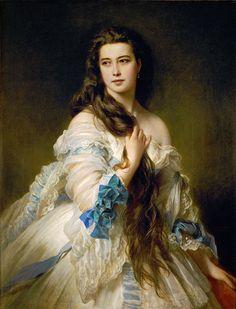Franz X. Winterhalter: the 19th Century's Annie Leibovitz
