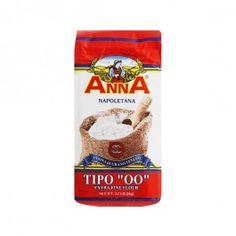 Anna Tipo 00 inch Extra Fine Flour, lbs, (Pack of Flour Recipes, Pizza Recipes, Snack Recipes, Best Flour For Pizza, Dough Balls, Thin Crust, No Bake Desserts, Pop Tarts, Baked Goods