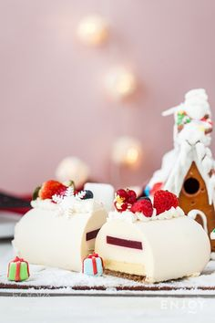 http://500px.com/photo/189440091 Christmas cake wonderful Christmas by ozg0420 -. Tags: wintercandycakechocolatecookiescandlesweetdecorationsugarcelebrationstylingdeliciouscreamindoorsbakingno personChristmas