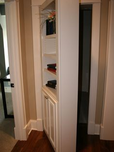 #Security 3.0 - Hidden Room Design, Pictures, Remodel, Decor and Ideas http://www.justapoundbooks.com/products-page/business/security-3-0/