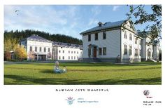 Dawson City Hospital, Dawson City, Yukon.