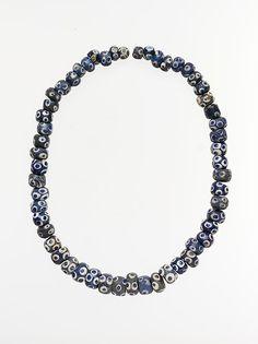 Glass eye beads