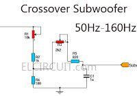 Subwoofer Home Theater Amplifier circuit is designed for subwoofer speaker system that used on Subwoofer Home Theater system.Using IC LM324 as a based filtering subwoofer signal input and as a buffer it's power amplifier