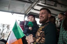 Connor Mcgregor, Happy St Patricks Day, Dublin Ireland, Where The Heart Is, Have A Great Day, Jr, Irish, Celebrities, Instagram