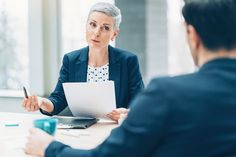 How to respond to interview questions about being laid-off from a job, including examples of answers and how to best explain a lay-off at a job interview. 20 Questions, Interview Questions And Answers, Job Interview Tips, Real Estate Training, Mentor Program, Formation Continue, Getting Into Real Estate, Job Search, Human Resources