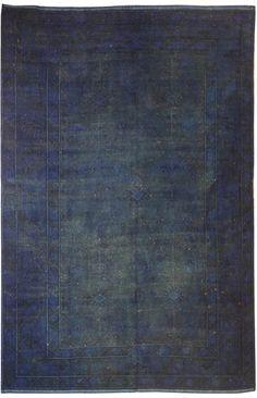 Navy Blue Vintage Rug Rectangular Over Dyed Carpet Florral Patterned Rug Turkish Carpet #decorative-carpet #decorative-rug #floral-patterned-rug #hand-woven #hand-knotted-carpet #handkontted #handmade-carpet #handmade-rug #handwoven-carpet #handwoven-rug #navy-blue-patchwork-carpet #navy-blue-rug #navy-patchwork-rug #navy-rug #over-dyed #over-dyed-carpet #over-dyed-rug #overdyed #overdyed-carpet #overdyed-rug #patchwork-carpet #patchwork-rug #recolored-carpet #recolored-rug #turkish-carpet…
