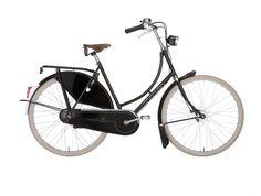 dutch step-thru bike