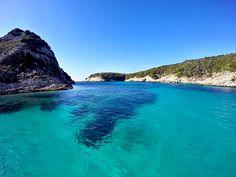 Mar em Bonifacio - Córsega