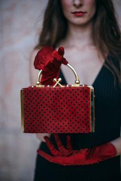 Pois_red_ Gilda_bag