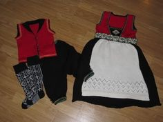 Bunad til gutt Baby Barn, Diy And Crafts, Two Piece Skirt Set, Knitting, Skirts, Dresses, Fashion, Vestidos, Moda