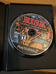 Risk-Global-Domination-Sony-PlayStation-2-2003-Disc-only