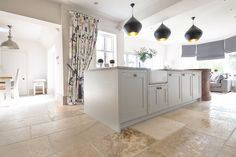 Beautiful French limestone with honey tones and a rustic finish - Quorn Stone