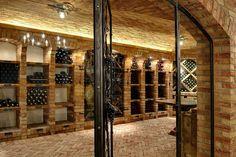 Projekt-Galerie der realisierten Weinkeller in der ganzen Schweiz Wine Cellar Design, Wine Label Design, Home Wine Cellars, Live In Style, Wine Storage, Architecture, Man Cave, Awesome, Home Decor