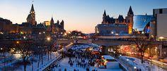 Ottawa, Canada - Winterlude