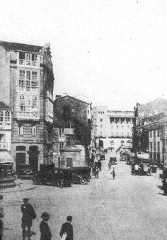 Memories, Abstract, Artwork, Childhood, Vintage, 1930s, Santiago De Compostela, Antique Photos, Cities