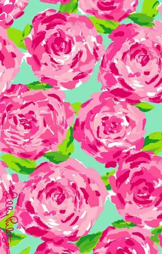 Lilly Pulitzer First Impressions. My FAVORITE print!