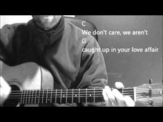 chords of valentine's day by linkin park