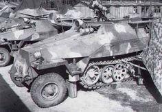 Sd.Kfz 251 with vampire