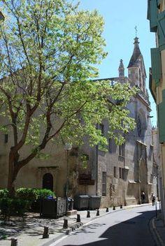 Collégiale Saint-Sébastien, Narbonne (Aude, Languedoc-Roussillon), France.