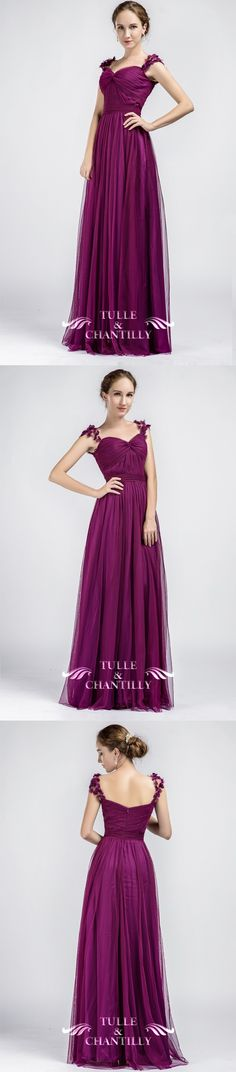 eggplant sweetheart tulle bridesmaid dresses for 2016
