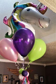 UNICORN BOUQUET Balloon Decorations, Unicorn, Balloons, Bouquet, Bouquets, Floral Arrangements, Unicorns, Balloon, Nosegay