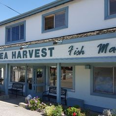 Sea Harvest Fish Market & Restaurants - Monterey, CA, United States