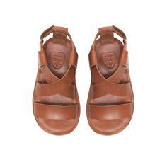 Trendy leather sandal - Shoes - Baby boy - Kids | ZARA United States