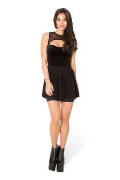 Nightfall Dress - LIMITED › Black Milk Clothing