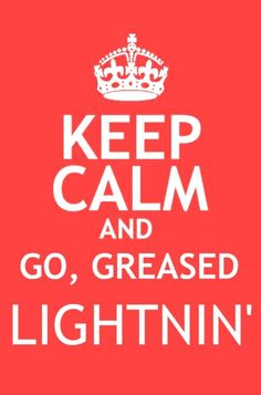 Grease Lightnin'