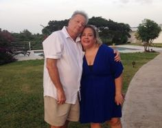 """May Featured Couple- stars of TLC's reality show, """"Wedding Island"""".  Bill and Sandy Malone operate, Weddings in Vieques, which is a professional full-service, Caribbean destination wedding planning company.  They are based off the coast of Puerto Rico."""